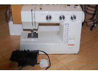 Brother and Janome sewing machines