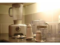 Kenwood MultiPro FP730 Food Processor with accessories