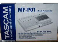Tascam MF-P01 Portastudio