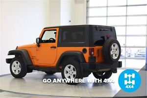 2012 Jeep Wrangler Sport Convertible **New Arrival** Regina Regina Area image 3