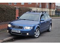 """Audi A4 1.9TDI S Line 2004 130bph PD 6 Speeds* 1 Owner * Bose * Xenon * 16""""in Alloys"""