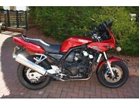 motorcycle wanted ,fazer or tourer