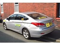 Manchester Taxi for Sale
