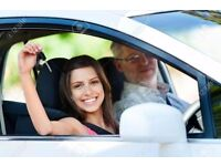 FEMALE DRIVING INSTRUCTOR 5 LESSONS FOR £90