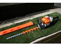 Stihl 2016 HS82 RC Hedgecutter, as new