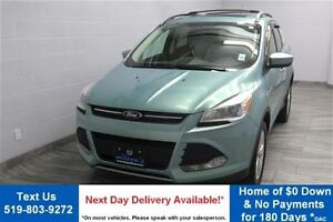 2013 Ford Escape SE 2.0L ECOBOOST! NAVIGATION! PANORAMIC ROOF! H