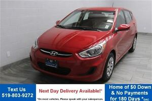 2016 Hyundai Accent GL 1.6L HATCHBACK w/ HEATED SEATS! POWER PAC