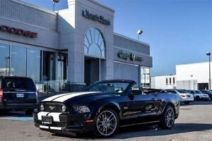2014 Ford Mustang GT Premium Convertible V8!Leather|Shaker Audio