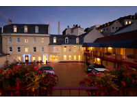 Hotel Receptionist required for 3* Guernsey hotel