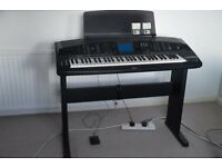 Used Yamaha PSR-7000 Pro-Arranger Keyboard bundle for sale—£380 ONO