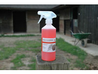 Red Horse Products 500ml Sole Cleanse anti-fungal & anti-bacterial horse hoof spray