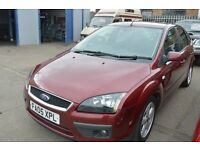2005 FORD FOCUS ZETEC In excellent condition 1 year MOT until APRIL 2018