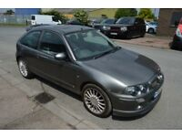 MG ZR ROVER, 103000 Miles, Drives well, MOT till August, Air-Con blows cold. £245