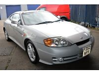 Hyundai Couple 2002 drives perfect with MOT until April 2017 £795
