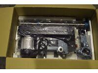 NEW AJAX BENCH TOP 750W DRILL PRESS powerful 1HP 240V SINGLE PHASE , DIGITAL DEPTH , 16M CHUCK