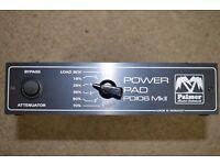 Palmer Power Attenuator 8 Ohms