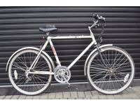 """Emmelle 'Panther' Gents Bicycle : 80s Retro Bike 21"""""""