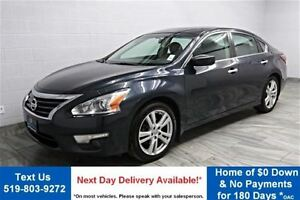 2013 Nissan Altima SV V6! SUNROOF! PADDLE SHIFTERS! REAR CAMERA!