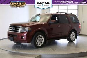 2012 Ford Expedition Limited 4WD **New Arrival** Regina Regina Area image 1