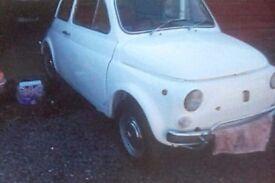 Fiat 500L Right Hand Drive