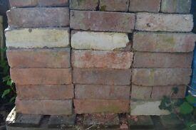 300 Reclaimed Bricks