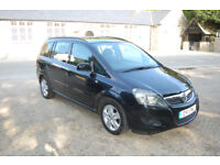 Vauxhall Zafira 1.7CDTI only 62K miles excellent condition