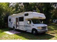 Ford American Motorhome RV Campervan