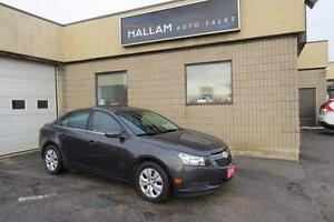 2014 Chevrolet Cruze 1LT Bluetooth, Cruise control