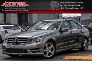 2014 Mercedes-Benz C-Class C300 |4MATIC|Sunroof|Leather|BlindSpo