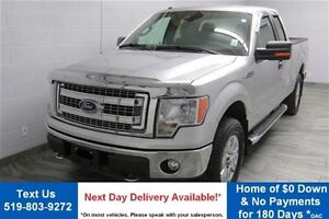 2014 Ford F-150 XLT w/ XTR PKG! 4WD EXTENDED CAB! 6-PASSENGER! T