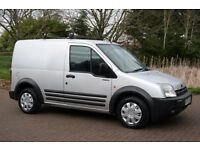 FORD TRANSIT CONNECT, GOOD CONDITION, 1 FORMER KEEPER, ROOF BARS,SIDE & REAR DOORS, MOT NOVEMBER 17