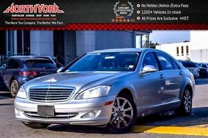 2007 Mercedes-Benz S-Class S550|CleanCarProof|Sunroof|Nav|HtdFro