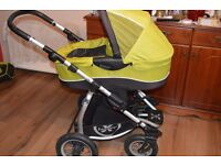 X-lander Pushchair/Carry cot