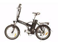 "Electric folding bikes 20"" 250 watt powerful battery,"