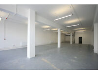 Warehouse style unit // Broadway Market, Hackney // 2,763 sq ft // £96,705 per annum