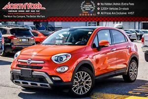 2016 Fiat 500X Trekking Dual_Pane_Sunroof|Bluetooth|R.Start|Sat