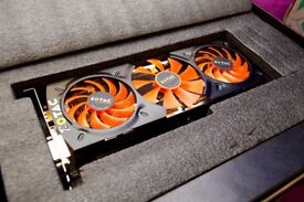 Zotac NVIDIA GeForce GTX 780 Ti Amp Edition