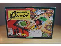 Cluedo - By Waddingtons - Vintage Board Game - 1996 - Please Read Description Before Buying.