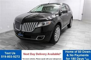 2015 Lincoln MKX AWD w/ NAVIGATION! LEATHER! PANORAMIC ROOF! CHR