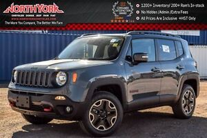 2016 Jeep Renegade NEW Car Trailhawk|Cold Wthr,Safety,Nav,Popula