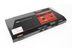 Sega Master System avec accessoires (A043145)
