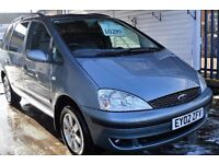 Ford GALAXY 2002 In Immaculate condition with MOT Until January 2017