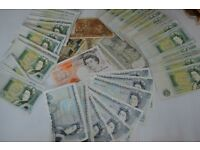 BUYING Coin and Banknote Collections for CASH. Kent area, the further I travel, the less I pay!