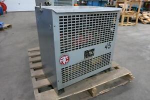 Marcus 45 kVA Transformer