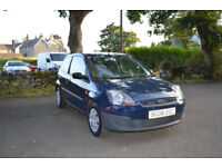 2008 Ford Fiesta 1.4TDCI – Very Rare Air Con, Low Miles, Great MPG