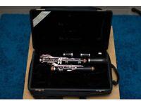 Yamaha CSGIII A Clarinet with double case