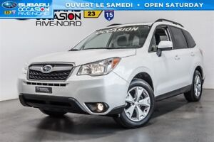 2015 Subaru Forester Touring TOIT.PANO+MAGS+CAM.RECUL