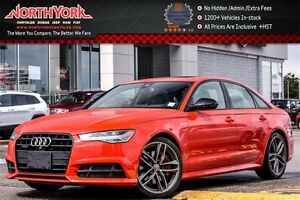2017 Audi A6 3.0T S-Line Competition Quattro Supercharged|Heads