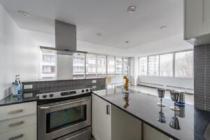 Magnifique appartement 2 chambres à louer avec très belle vue