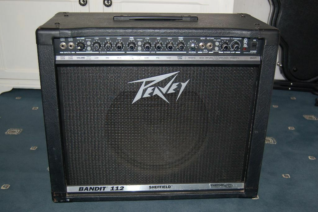 Peavey Bandit 112 Transtube Footswitch